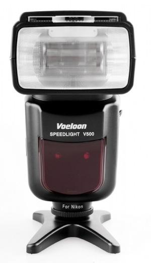 Lampa Voeloon V500 TTL moc. Canon
