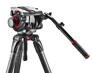 głowica wideo Manfrotto 509HD PRO