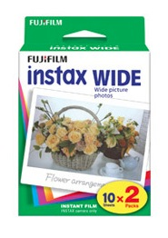 materiał Fuji Instax double pack