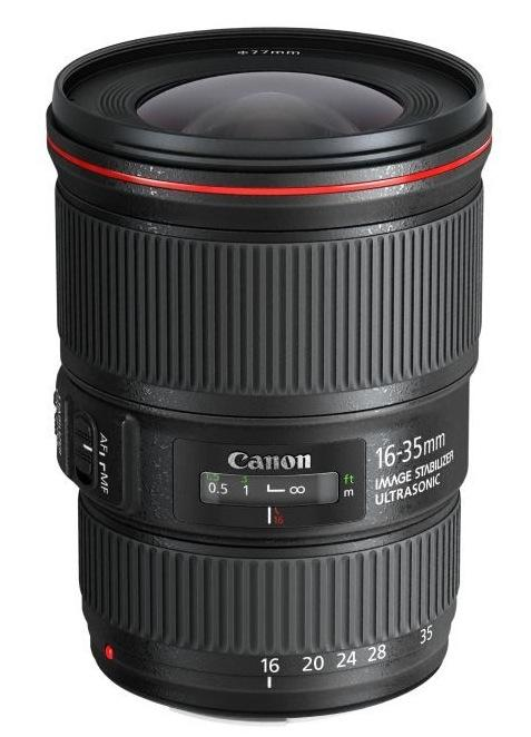 Canon 16-35 mm EF f/4 L IS USM moc. Canon