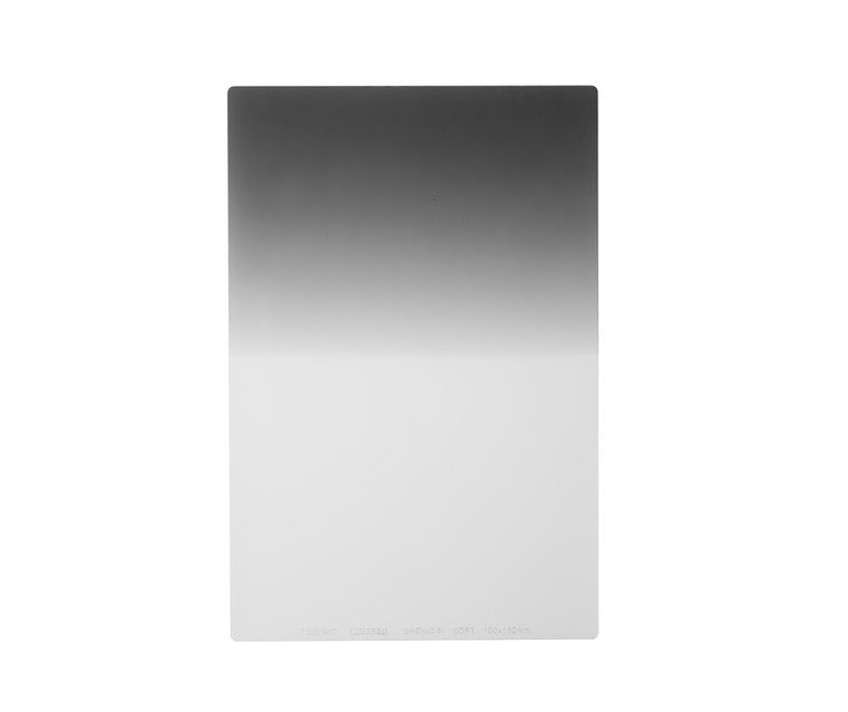 Benro Master 100x150 Universal Series Soft-Edge Graduated Neutral Density 0.6 Filter (2-Stop) UNGND4S1015