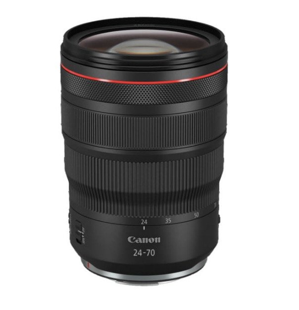 Canon 24-70mm f/2.8l IS USM RF moc. Canon RF