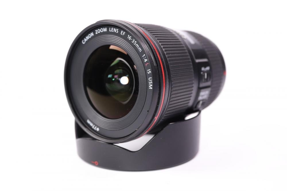 Canon EF 16-35mm f/4L IS USM moc. Canon B001