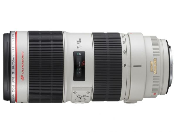 Canon 70-200 mm EF f/2.8 IS L II USM moc. Canon B002