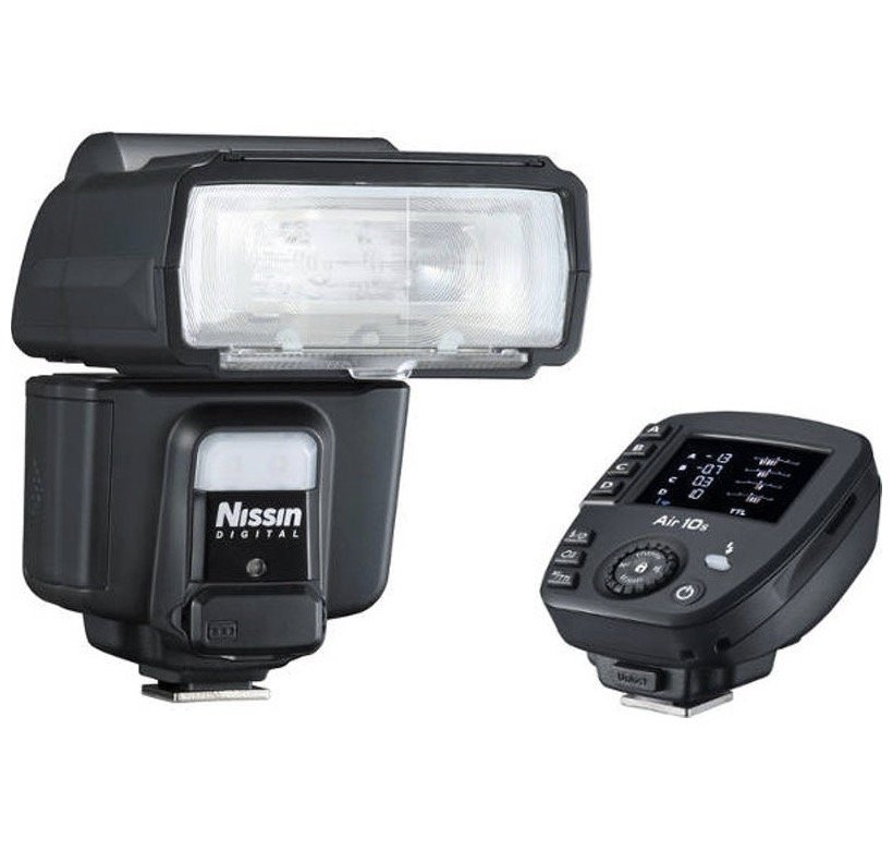 Lampa Nissin i60A + Air10s moc. Canon