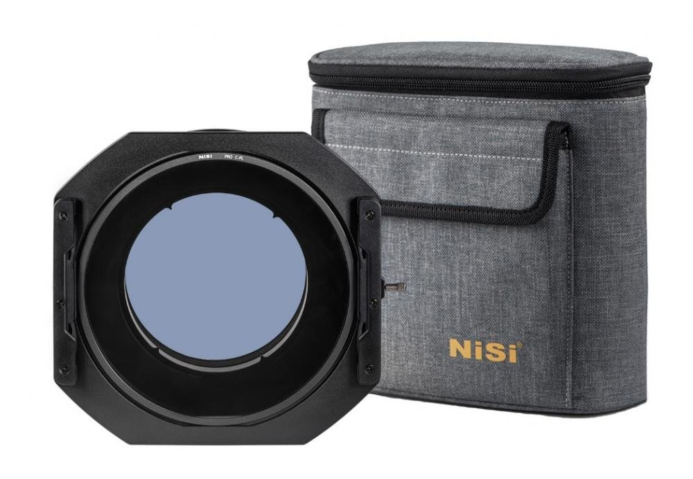 Nisi 150mm System S5 kit + NC CPL do Canon TS-E 17mm f/4