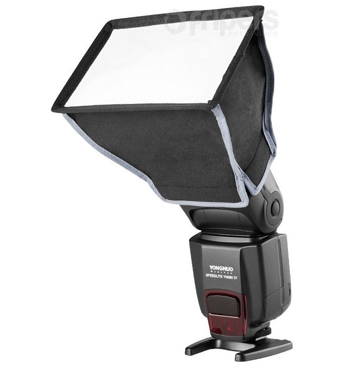 Softbox do lamp reporterskich Aurora Microbox SS