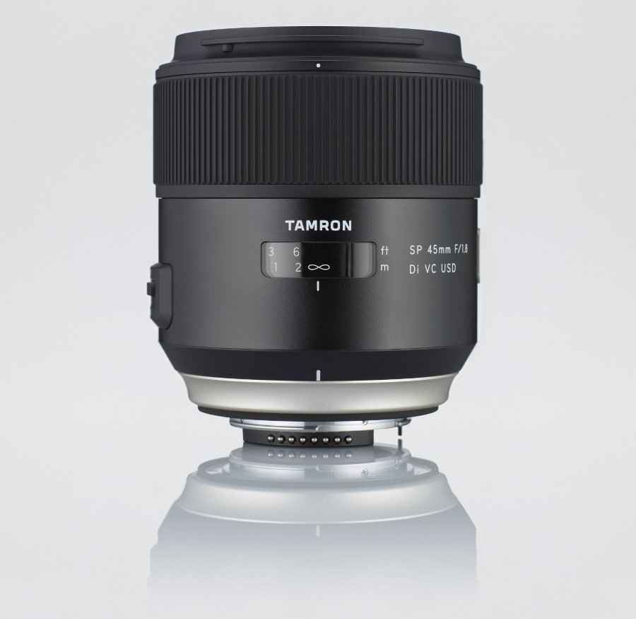 Tamron 45 mm F/1.8 SP Di VC USD moc. Canon