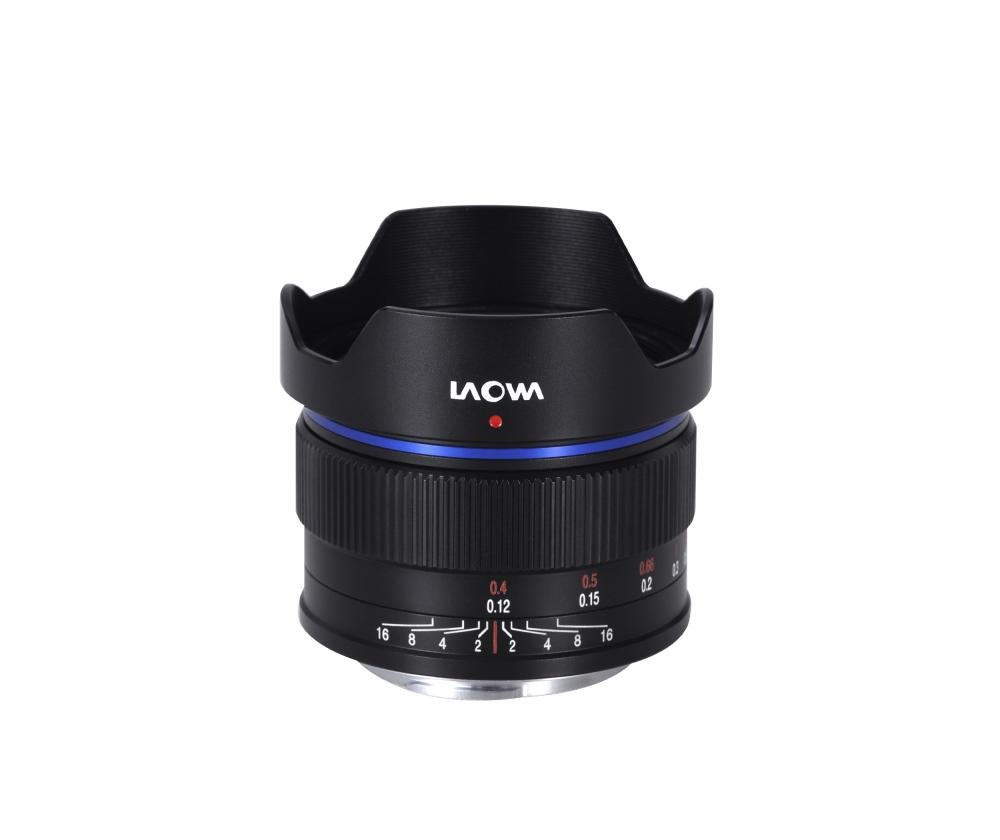 Venus Optics Laowa C&D-Dreamer 10 mm f/2,0 Zero-D moc. MFT