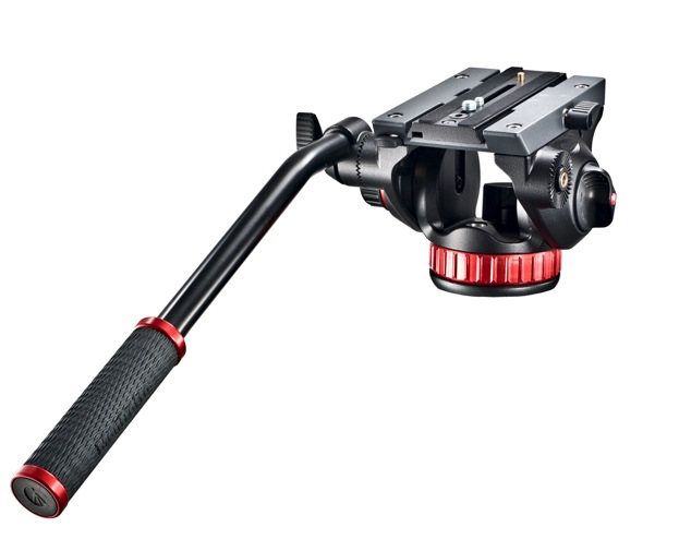 głowica wideo Manfrotto MVH502AH
