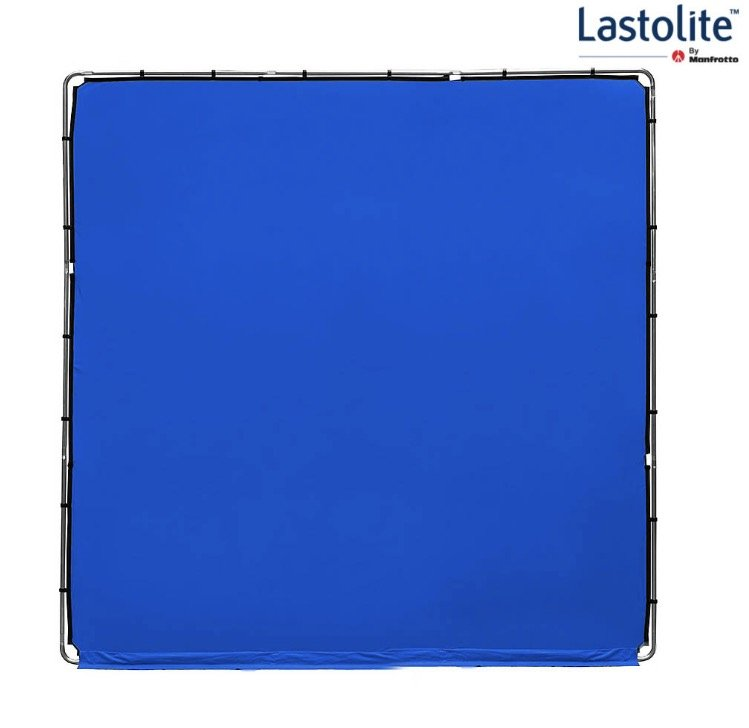 ekran do systemu Lastolite Skylite Large 3 x 3 m Chroma Blue