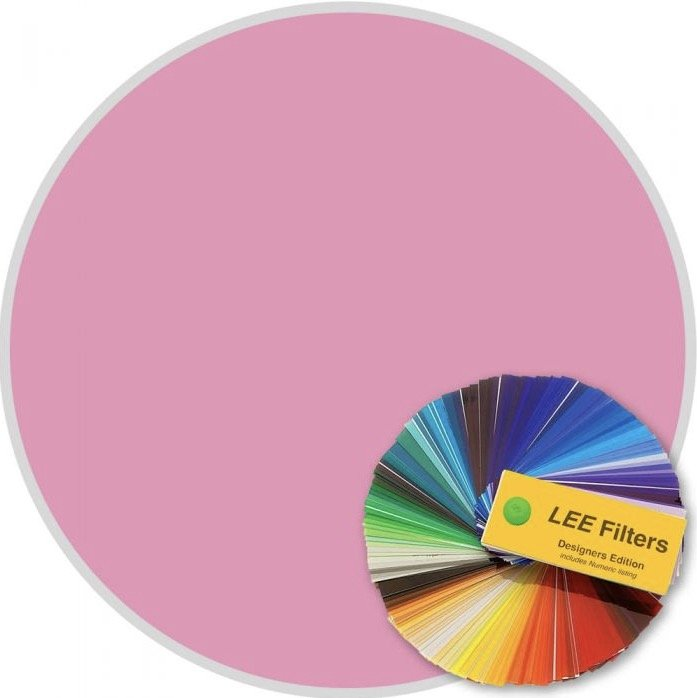 folia Lee Filters HS 341 Plum 53x61cm
