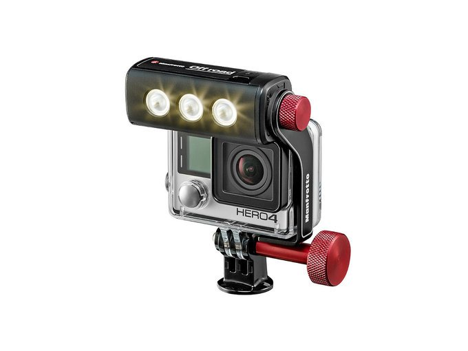 lampa LED Manfrotto ThrilLED