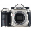 Pentax K-3 Mark III BODY srebrny