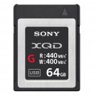 Sony XQD G 64GB 440/400MB/s