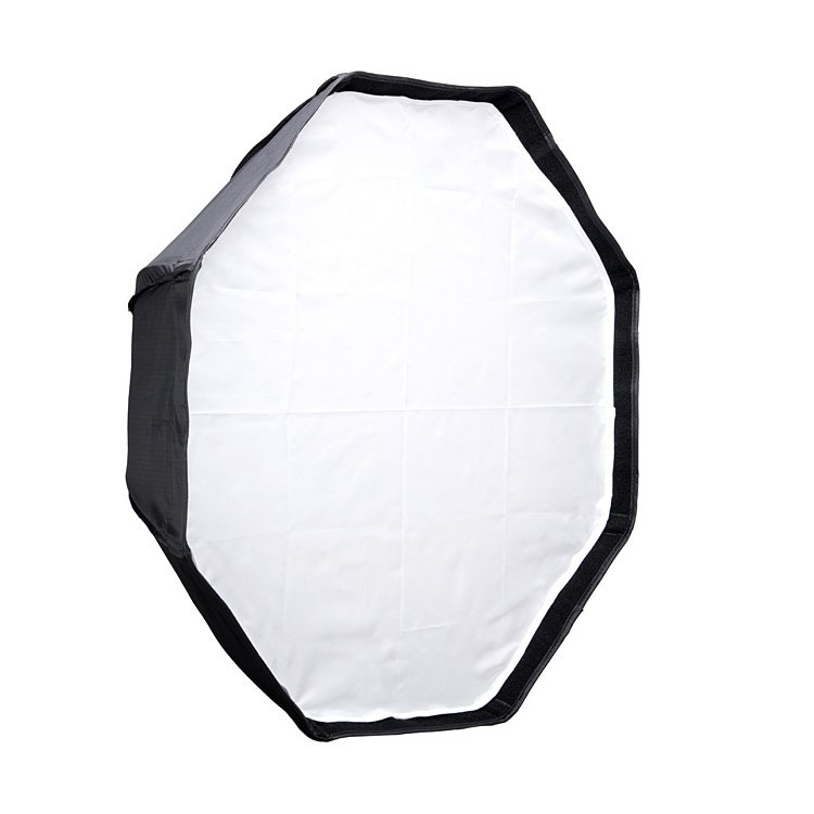 softbox NiceFoto 60cm do beauty z gridem PROFOTO
