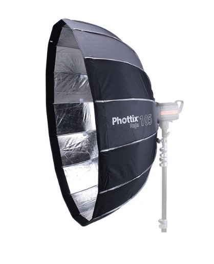 softbox Phottix Raja Quick-Folding Octa Hexa 105cm ELINCHROM