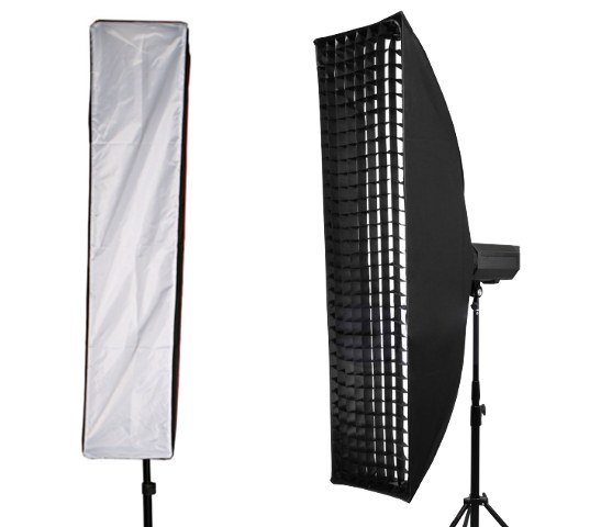 softbox strip PROFI-B 60x200 cm + grid