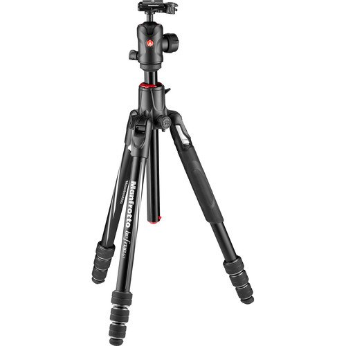 statyw Manfrotto Befree GT XPRO MKBFRA4GTXP-BH + MH496-BH aluminium