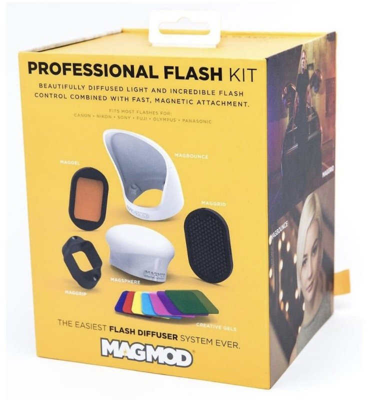 zestaw MagMod Professional Flash Kit
