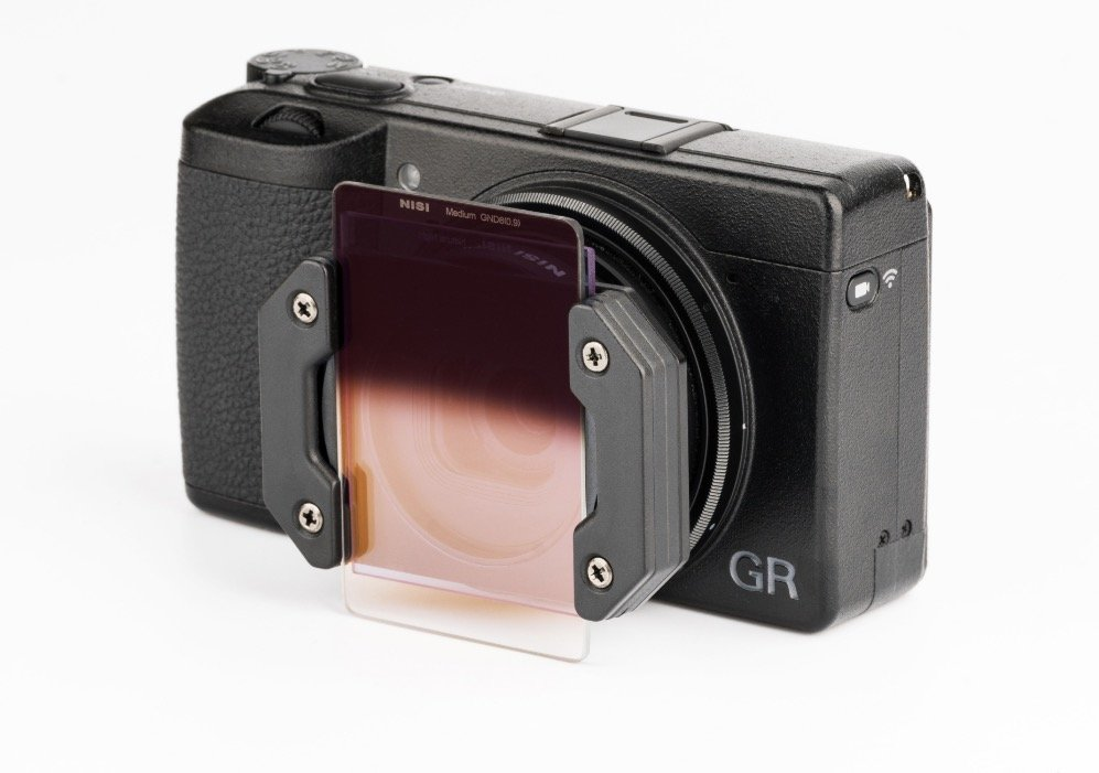 zestaw NiSi STARTER kit Prosories do RICOH GR3 (GR III)